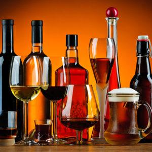 Алкоголь, пиво, закуски
